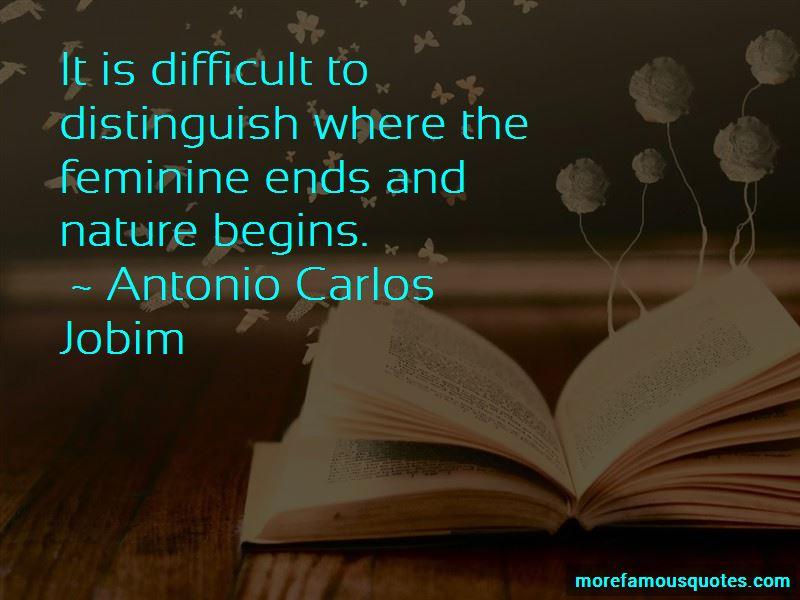 Antonio Carlos Jobim Quotes