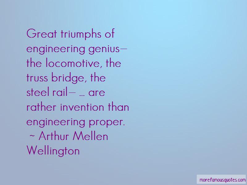 Arthur Mellen Wellington Quotes