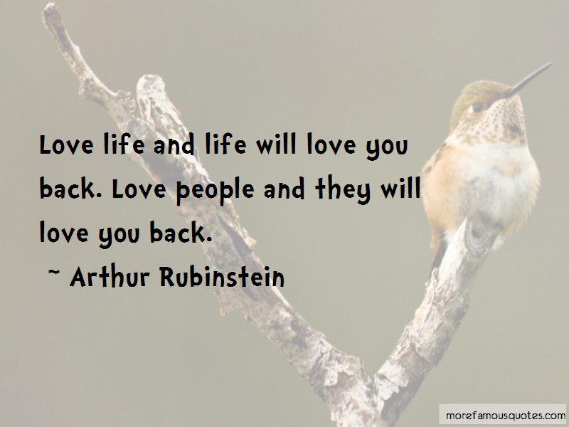 Arthur Rubinstein Quotes Pictures 3