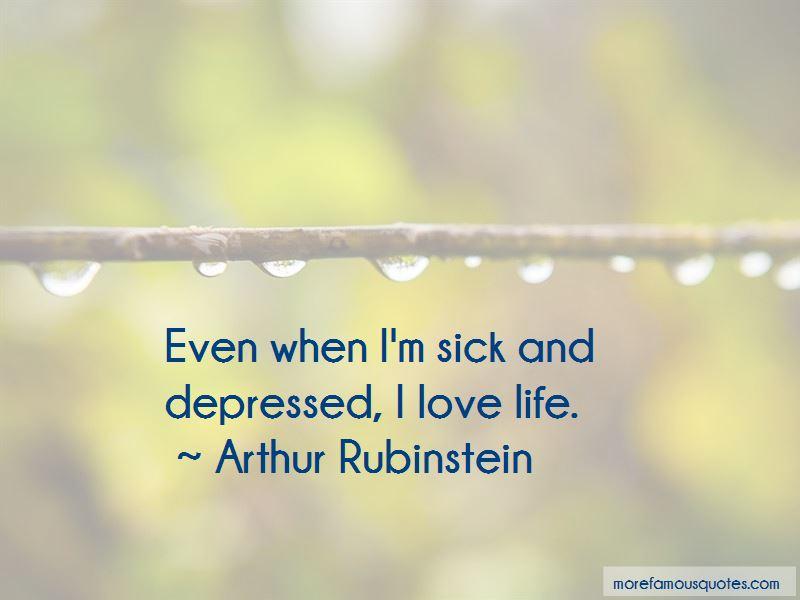 Arthur Rubinstein Quotes Pictures 4