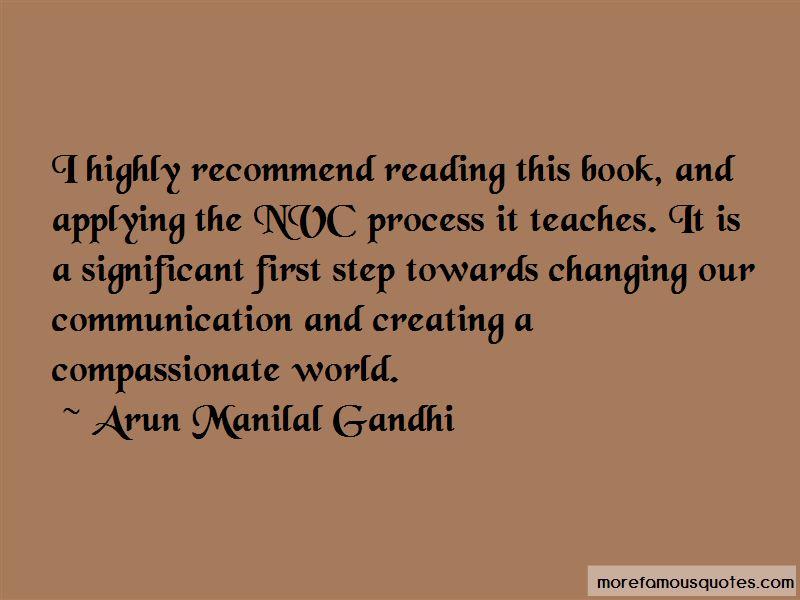 Arun Manilal Gandhi Quotes Pictures 2