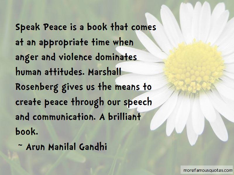 Arun Manilal Gandhi Quotes Pictures 3