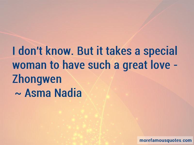 Asma Nadia Quotes