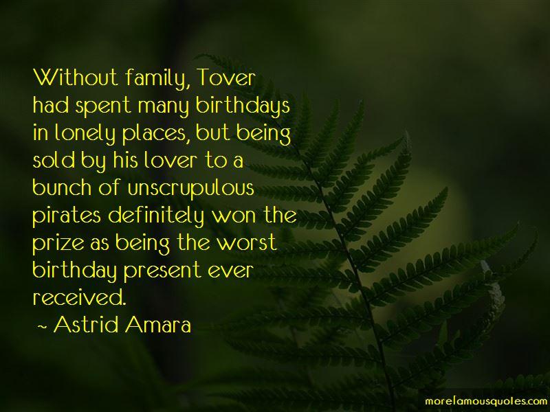 Astrid Amara Quotes