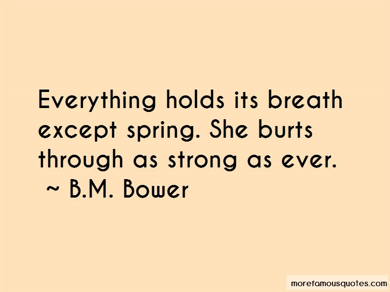 B.M. Bower Quotes Pictures 4