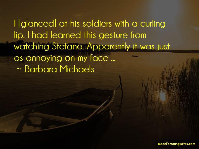 Barbara Michaels Quotes