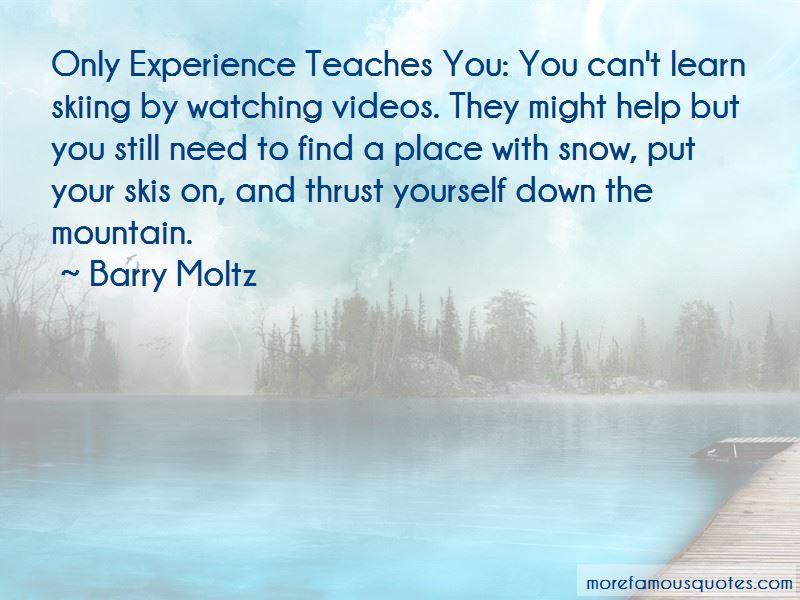 Barry Moltz Quotes Pictures 2