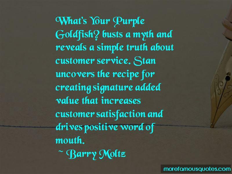 Barry Moltz Quotes