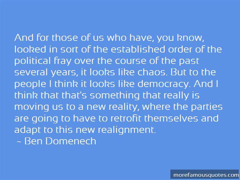 Ben Domenech Quotes