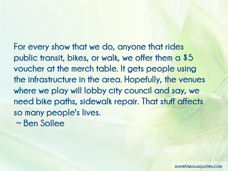 Ben Sollee Quotes Pictures 3