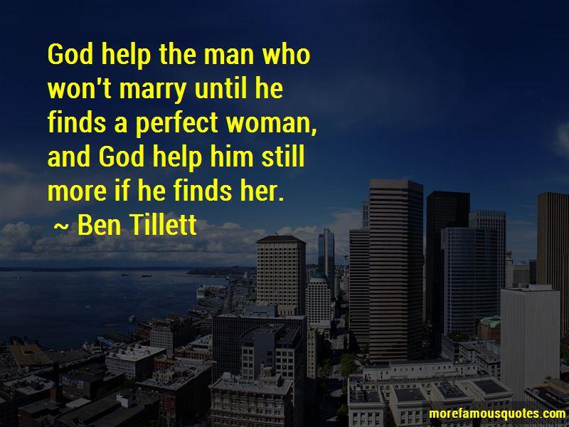 Ben Tillett Quotes
