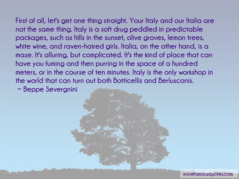 Beppe Severgnini Quotes Pictures 2