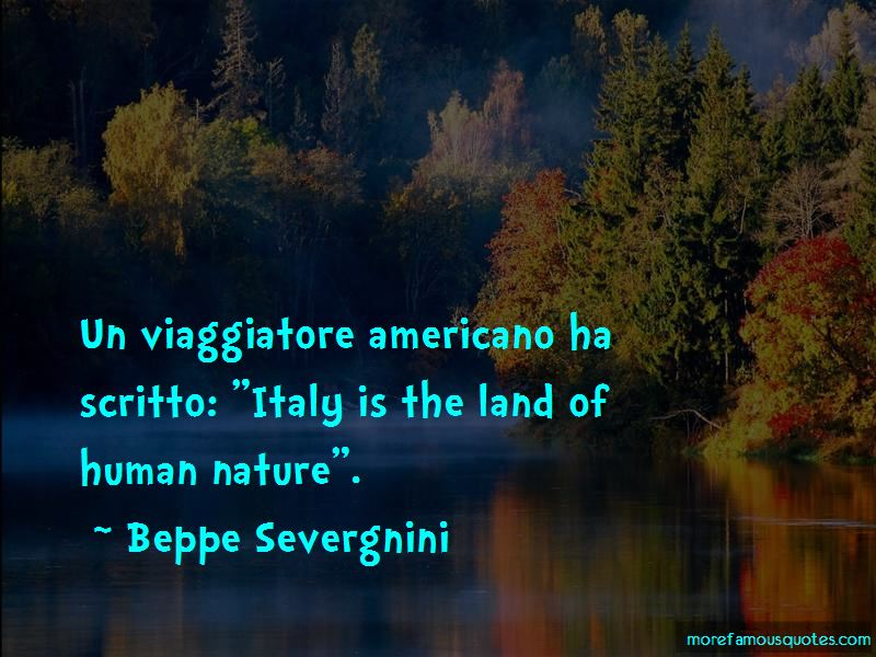 Beppe Severgnini Quotes Pictures 3
