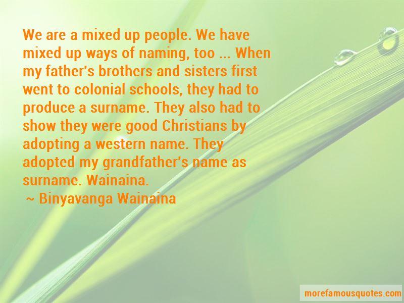 Binyavanga Wainaina Quotes Pictures 2