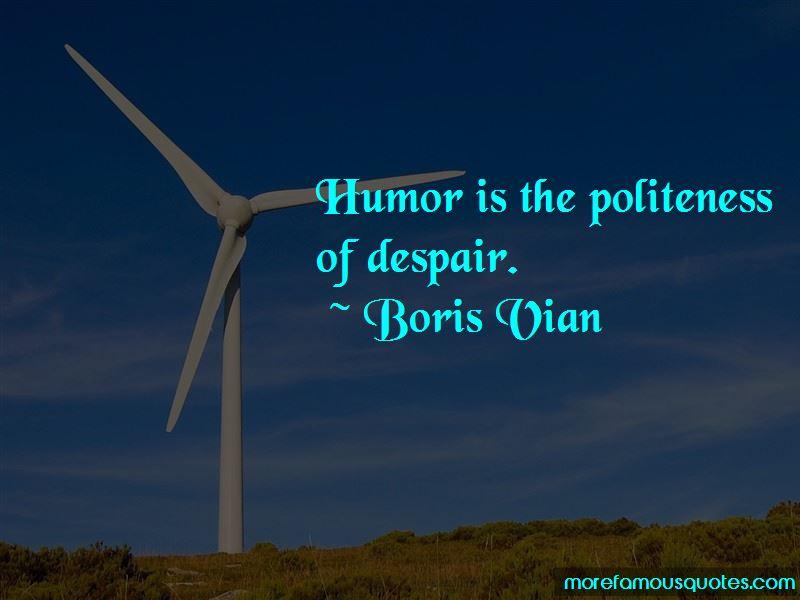 Boris Vian Quotes Pictures 2