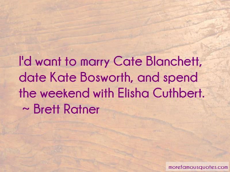 Brett Ratner Quotes Pictures 2