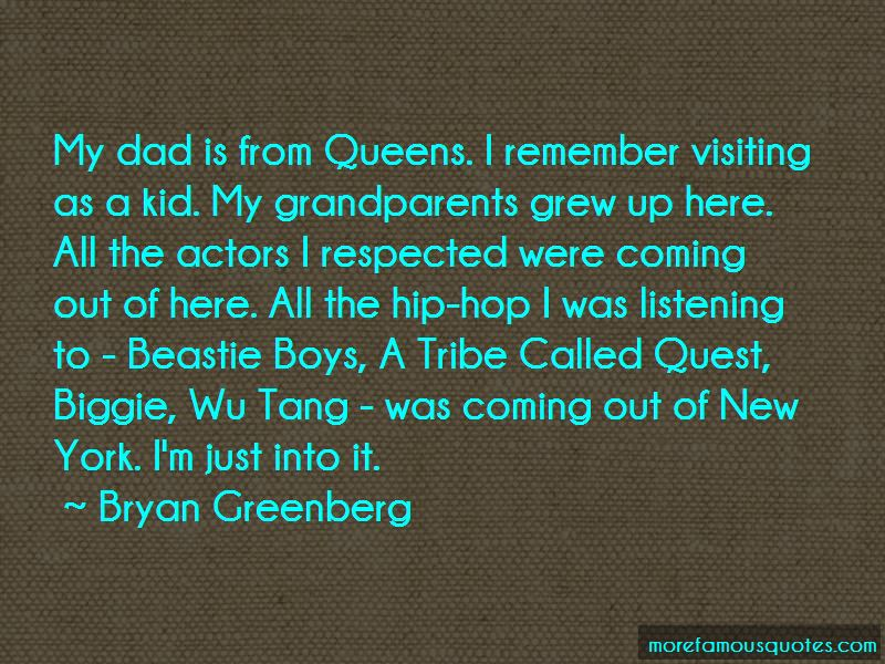 Bryan Greenberg Quotes Pictures 4