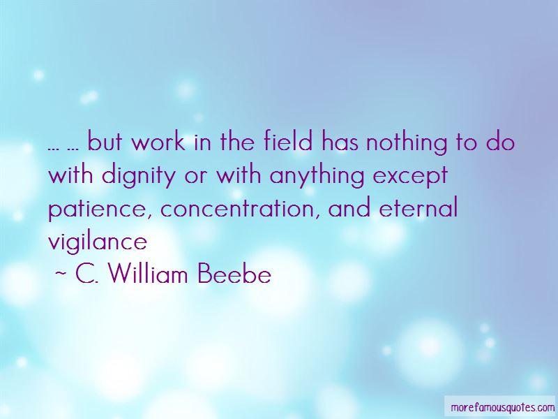 C. William Beebe Quotes Pictures 2