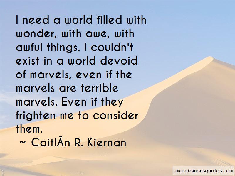 Caitlin R. Kiernan Quotes Pictures 2