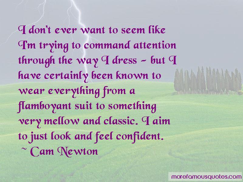 Cam Newton Quotes Pictures 2
