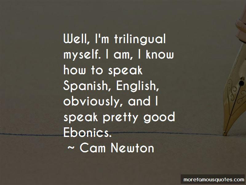 Cam Newton Quotes Pictures 4