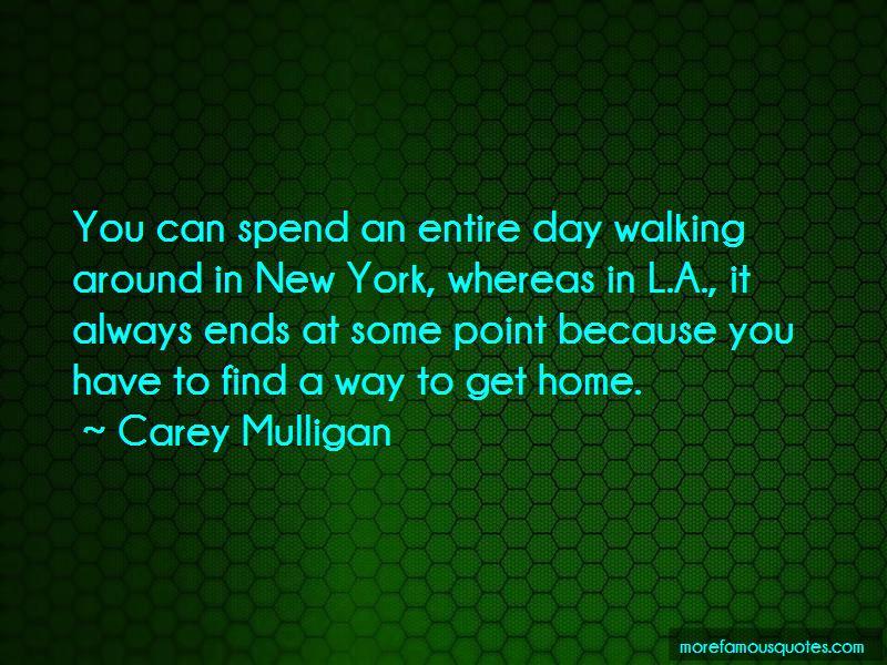 Carey Mulligan Quotes Pictures 2