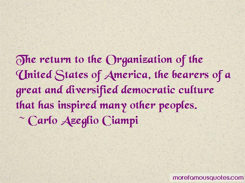 Carlo Azeglio Ciampi Quotes
