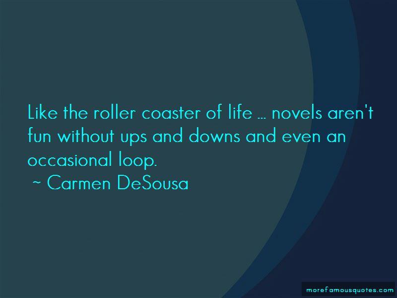 Carmen DeSousa Quotes Pictures 2