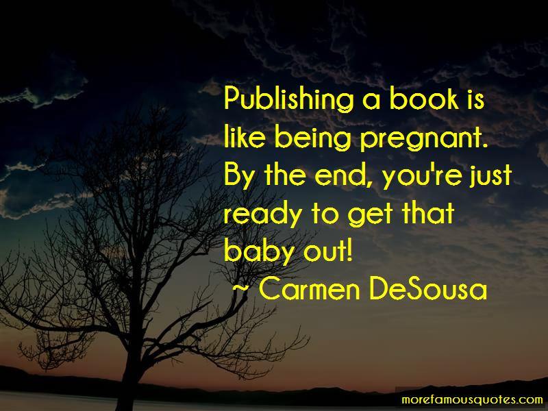 Carmen DeSousa Quotes Pictures 4