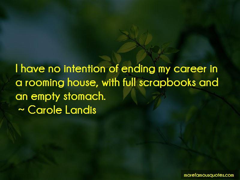 Carole Landis Quotes Pictures 3