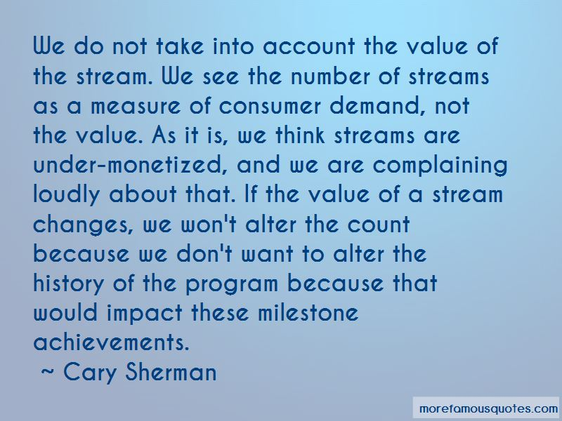 Cary Sherman Quotes Pictures 4