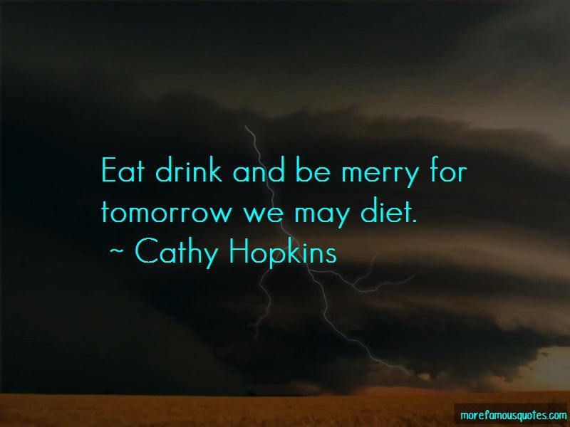 Cathy Hopkins Quotes Pictures 3