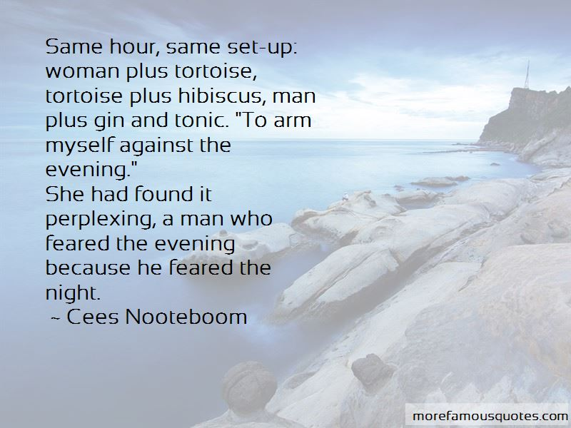 Cees Nooteboom Quotes Pictures 4