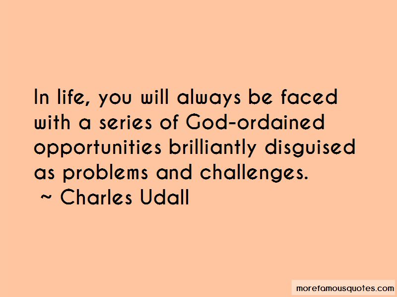 Charles Udall Quotes