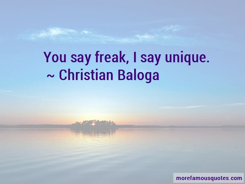 Christian Baloga Quotes Pictures 3