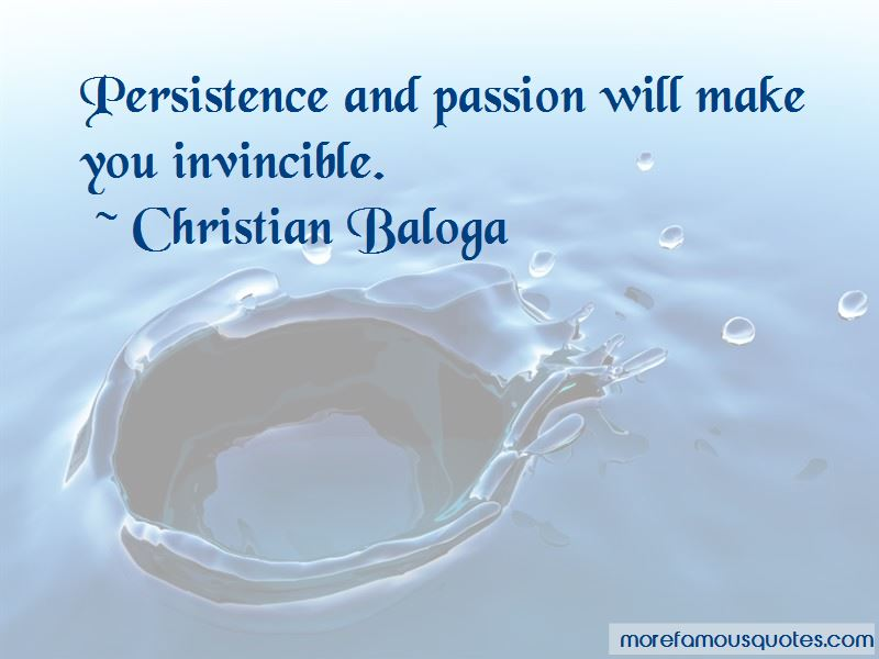 Christian Baloga Quotes Pictures 4