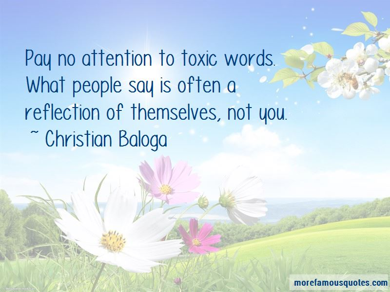 Christian Baloga Quotes