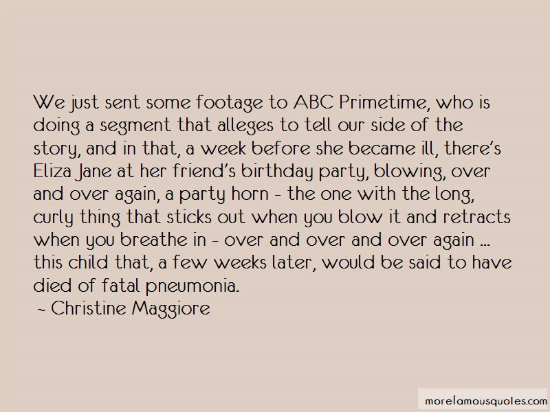 Christine Maggiore Quotes Pictures 3