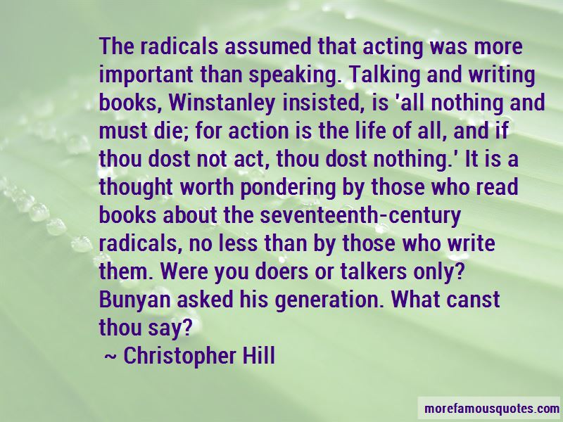 Christopher Hill Quotes Pictures 4