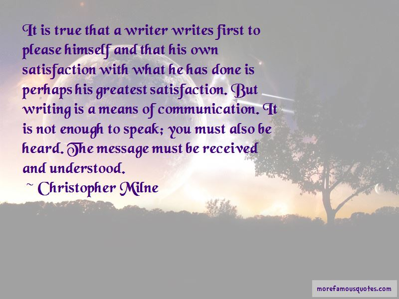 Christopher Milne Quotes Pictures 2