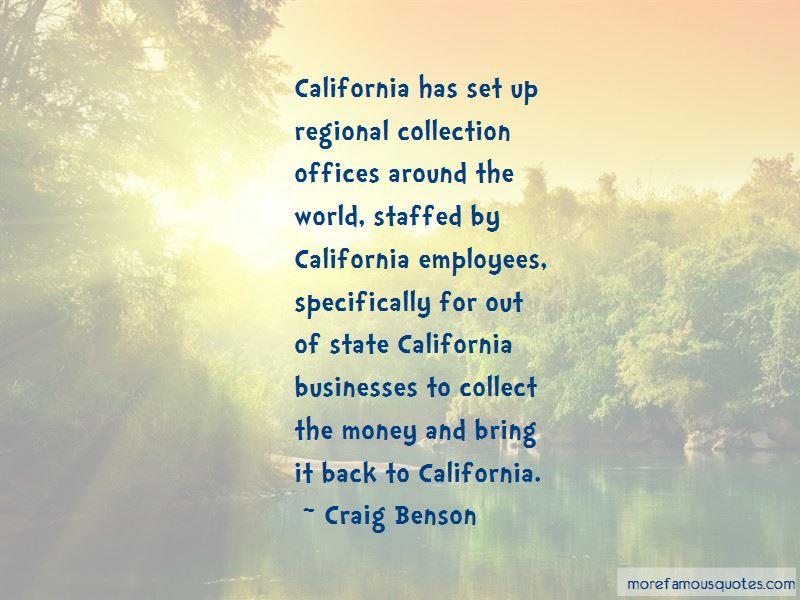 Craig Benson Quotes Pictures 4