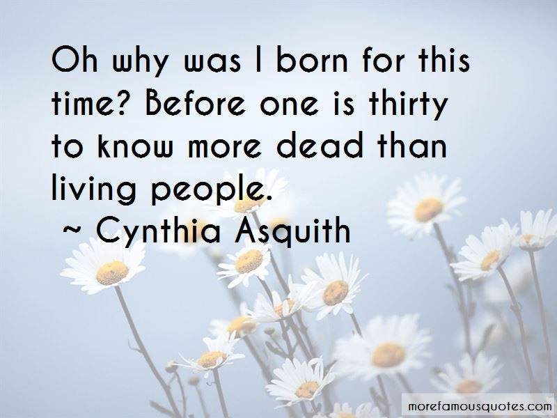 Cynthia Asquith Quotes Pictures 2