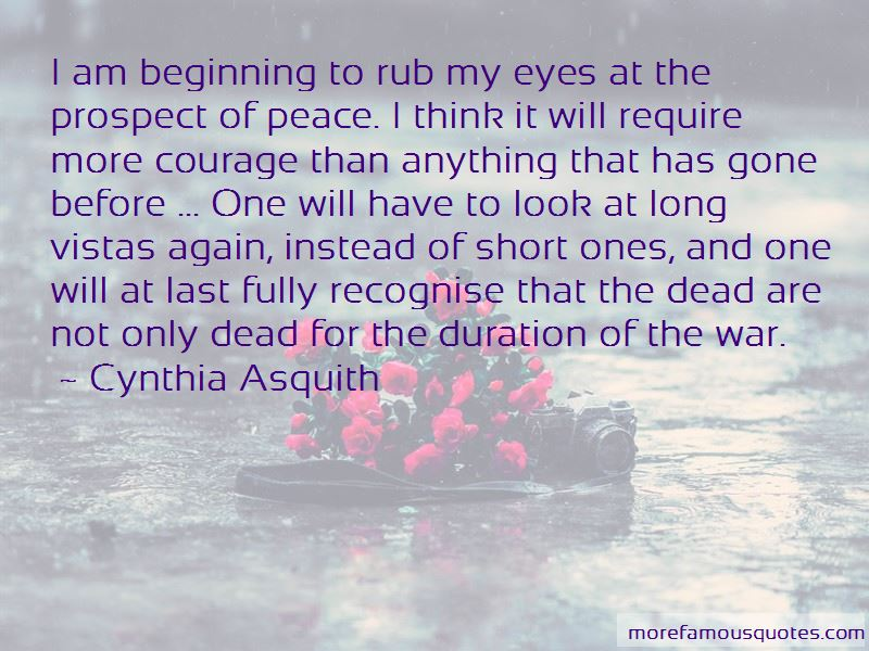 Cynthia Asquith Quotes