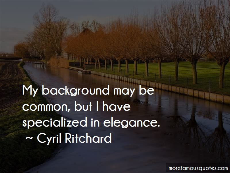 Cyril Ritchard Quotes
