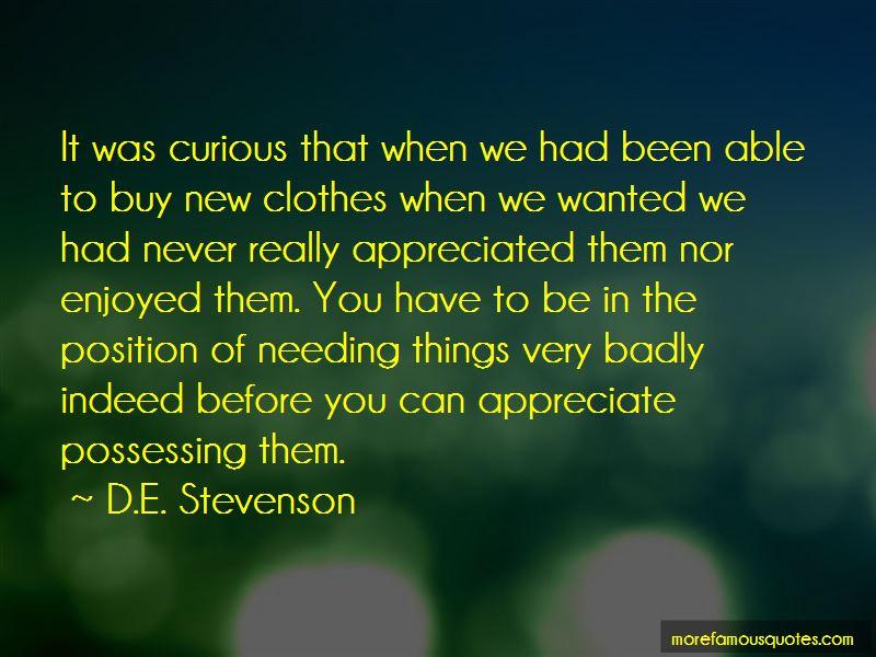 D.E. Stevenson Quotes Pictures 3