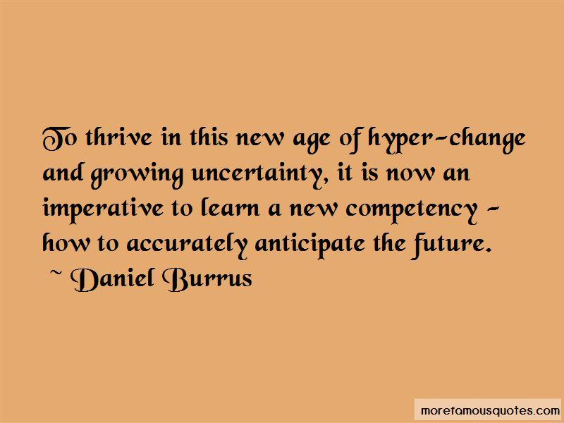Daniel Burrus Quotes Pictures 4