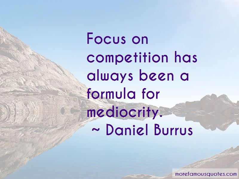 Daniel Burrus Quotes