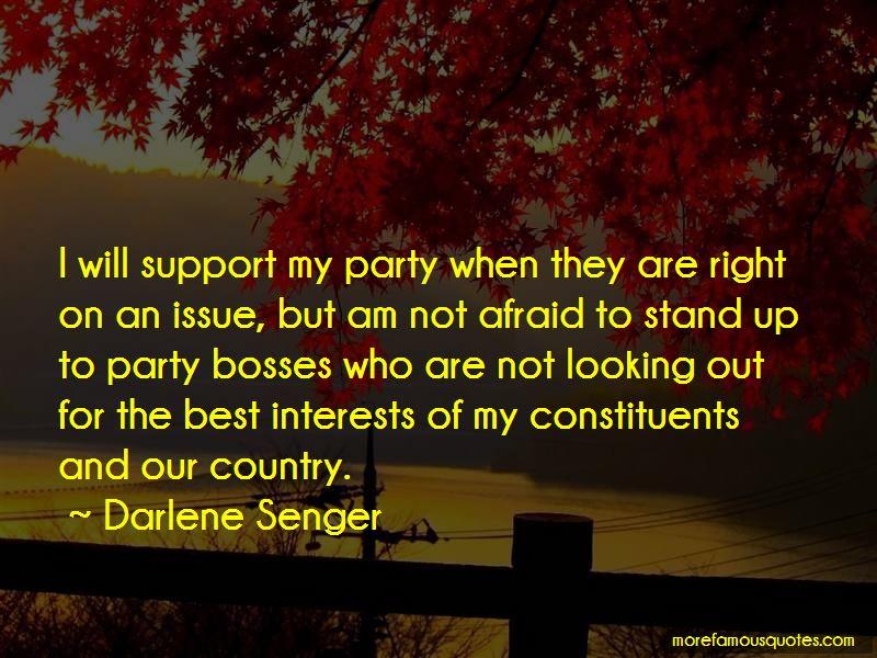 Darlene Senger Quotes Pictures 3