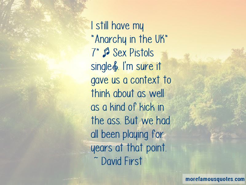 David First Quotes Pictures 2