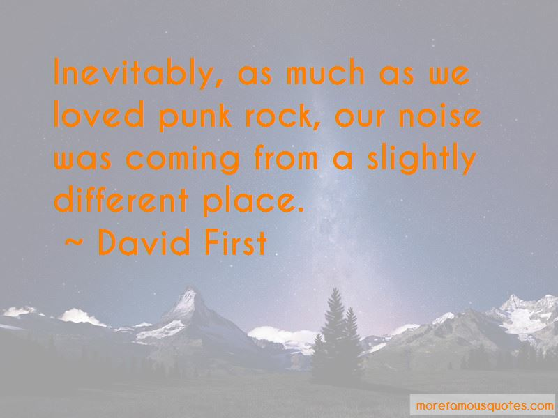 David First Quotes Pictures 4